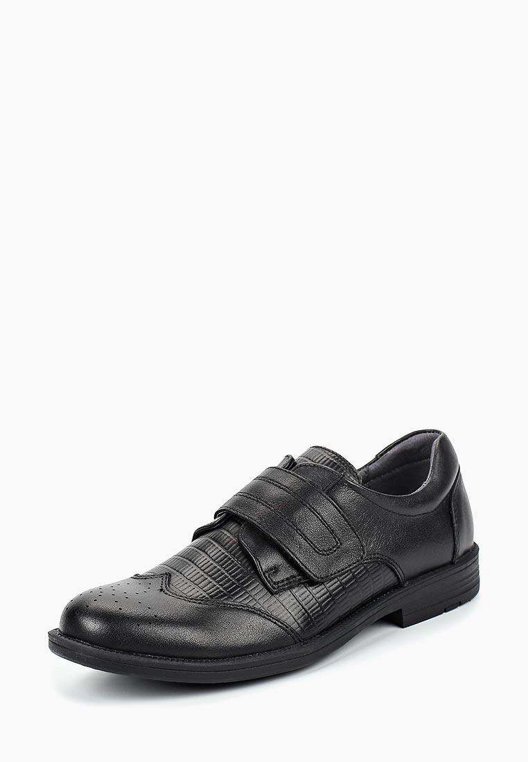 Туфли для мальчиков Котофей 532157-21