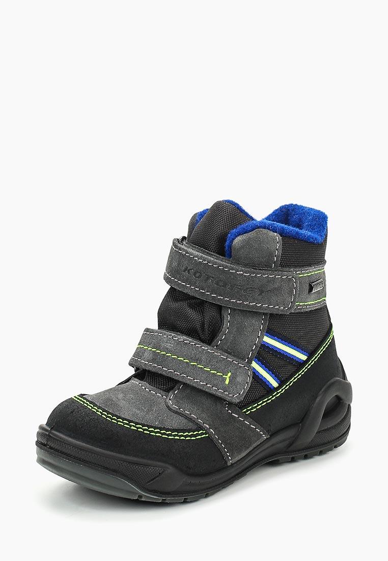 Ботинки для мальчиков Котофей 154907-41