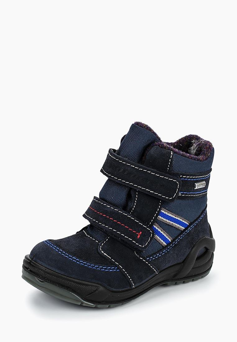 Ботинки для мальчиков Котофей 154907-42