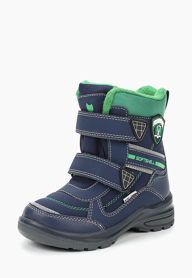 Ботинки для мальчиков Котофей 454979-41