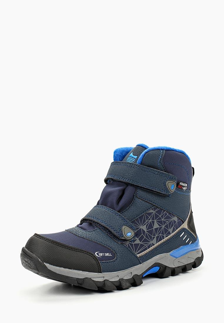 Ботинки для мальчиков Котофей 654962-42