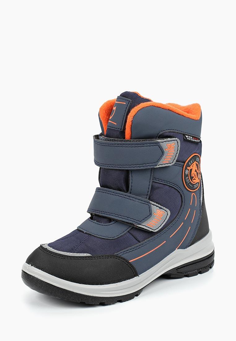 Ботинки для мальчиков Котофей 654972-41