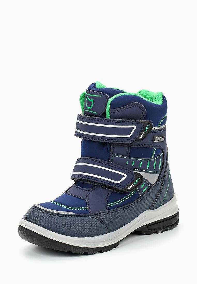 Ботинки для мальчиков Котофей 654973-41