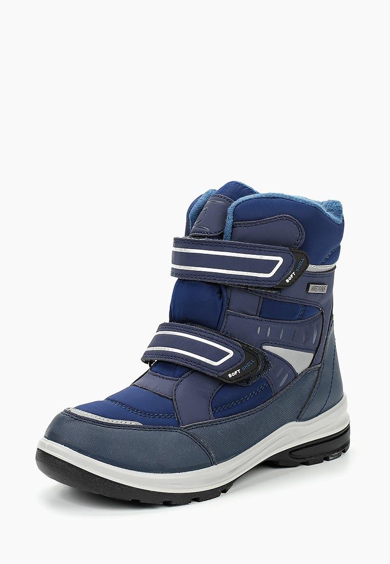 Ботинки для мальчиков Котофей 754933-41