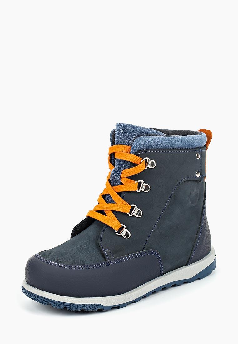 Ботинки для мальчиков Котофей 352107-34