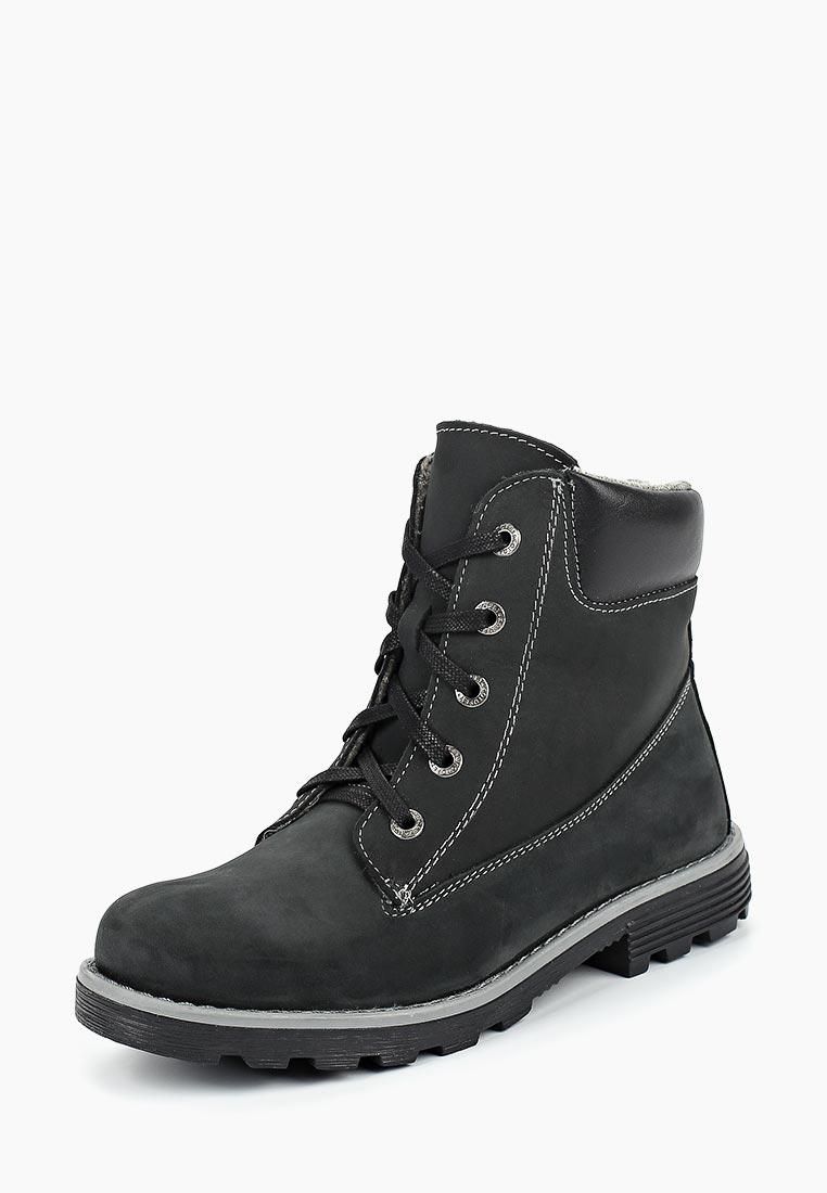 Ботинки для мальчиков Котофей 652046-31