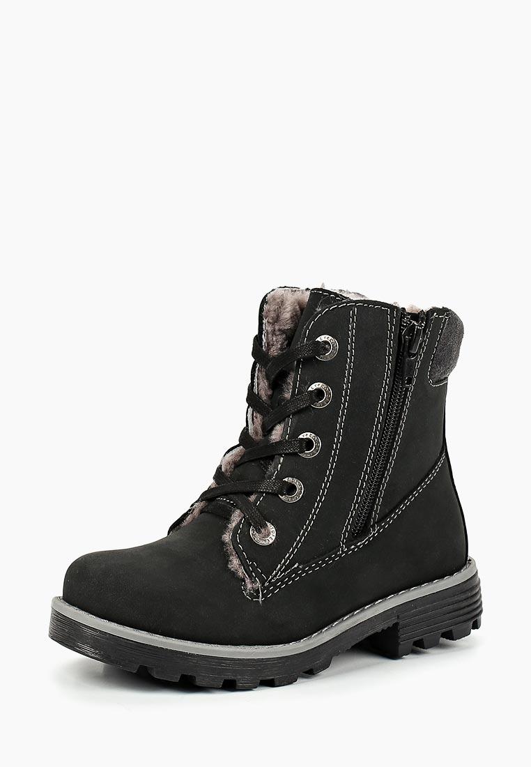 Ботинки для мальчиков Котофей 552063-52