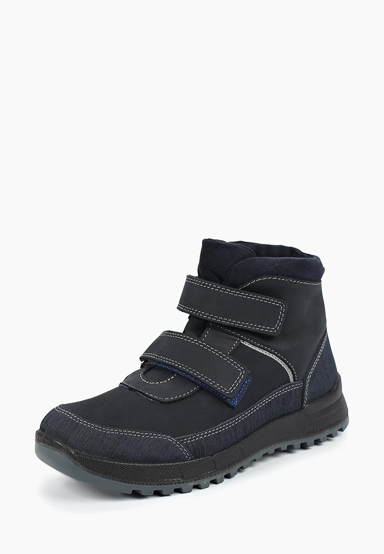 Ботинки для мальчиков Котофей 752121-52