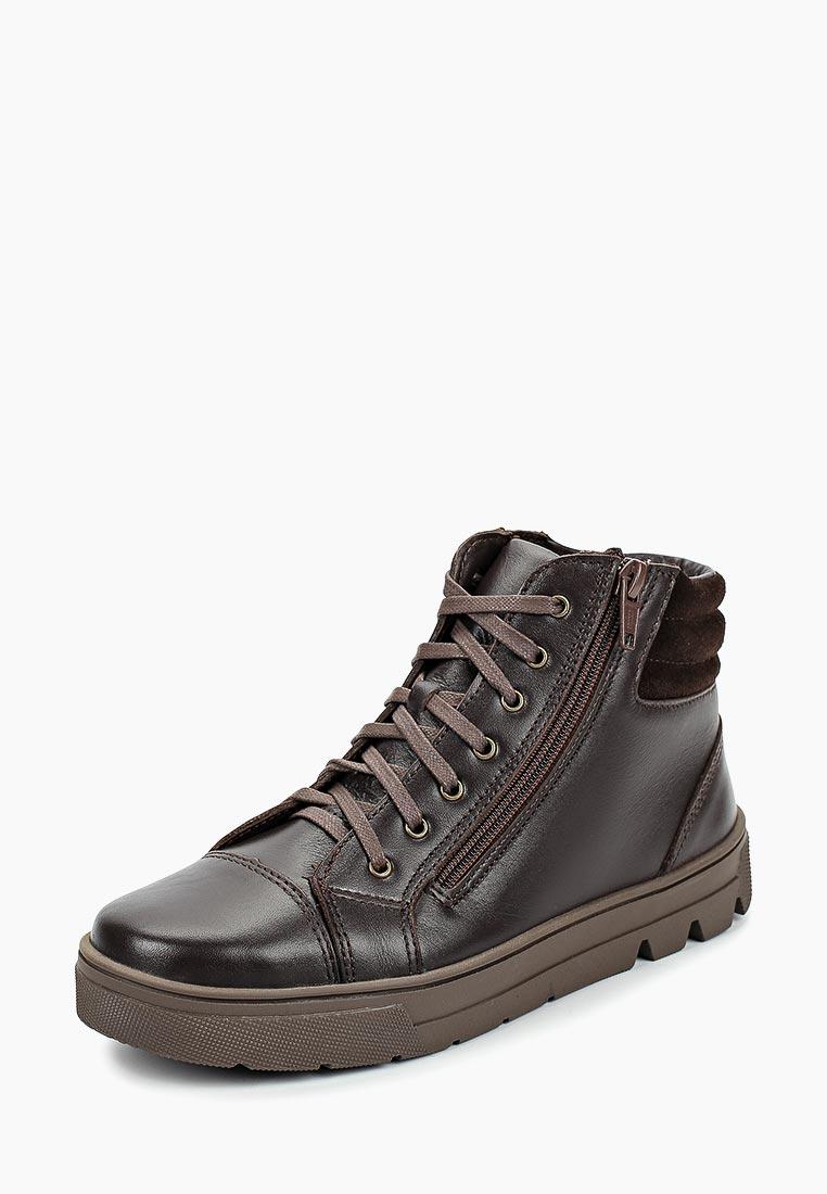 Ботинки для мальчиков Котофей 752127-51