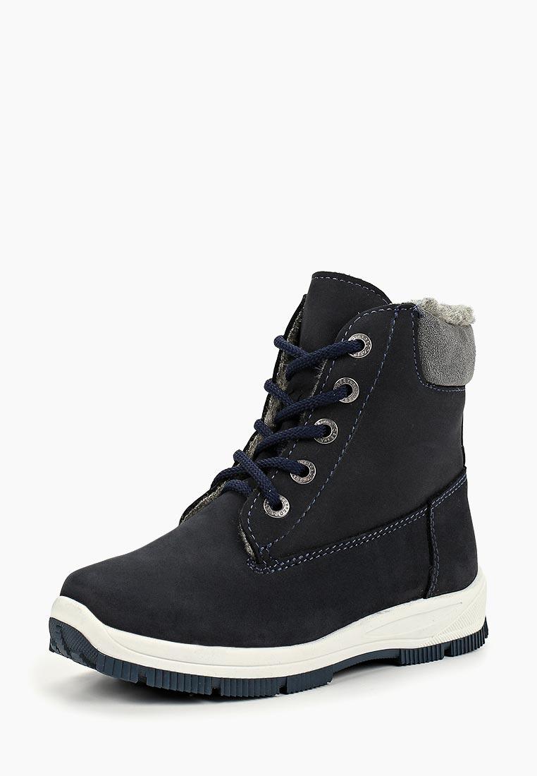 Ботинки для мальчиков Котофей 552130-41