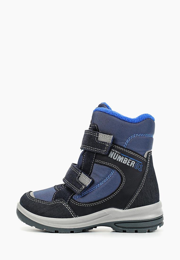 Ботинки для мальчиков Котофей 454805-41
