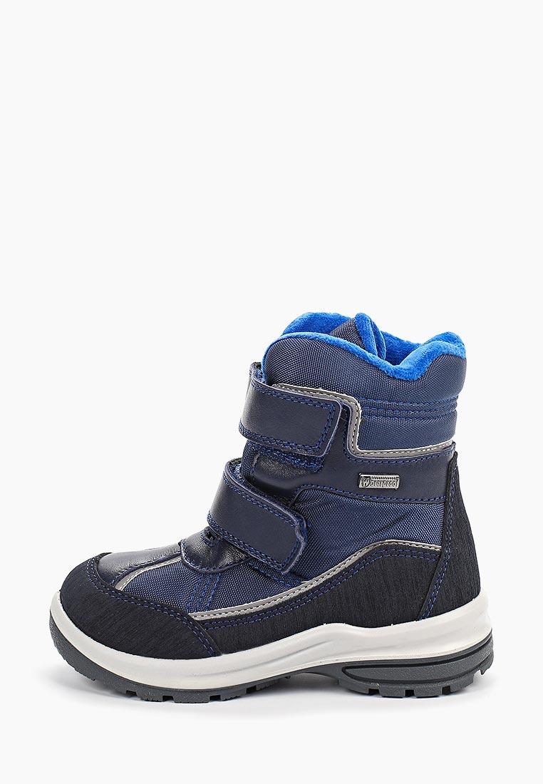 Ботинки для мальчиков Котофей 454993-43