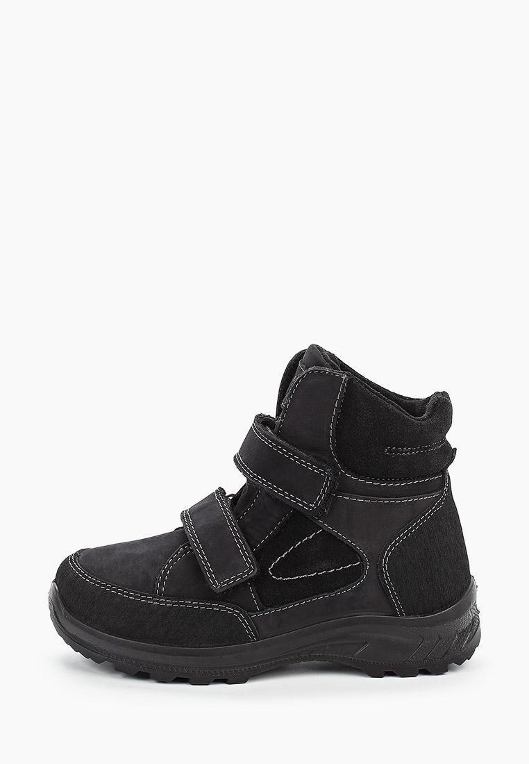 Ботинки для мальчиков Котофей 652153-51