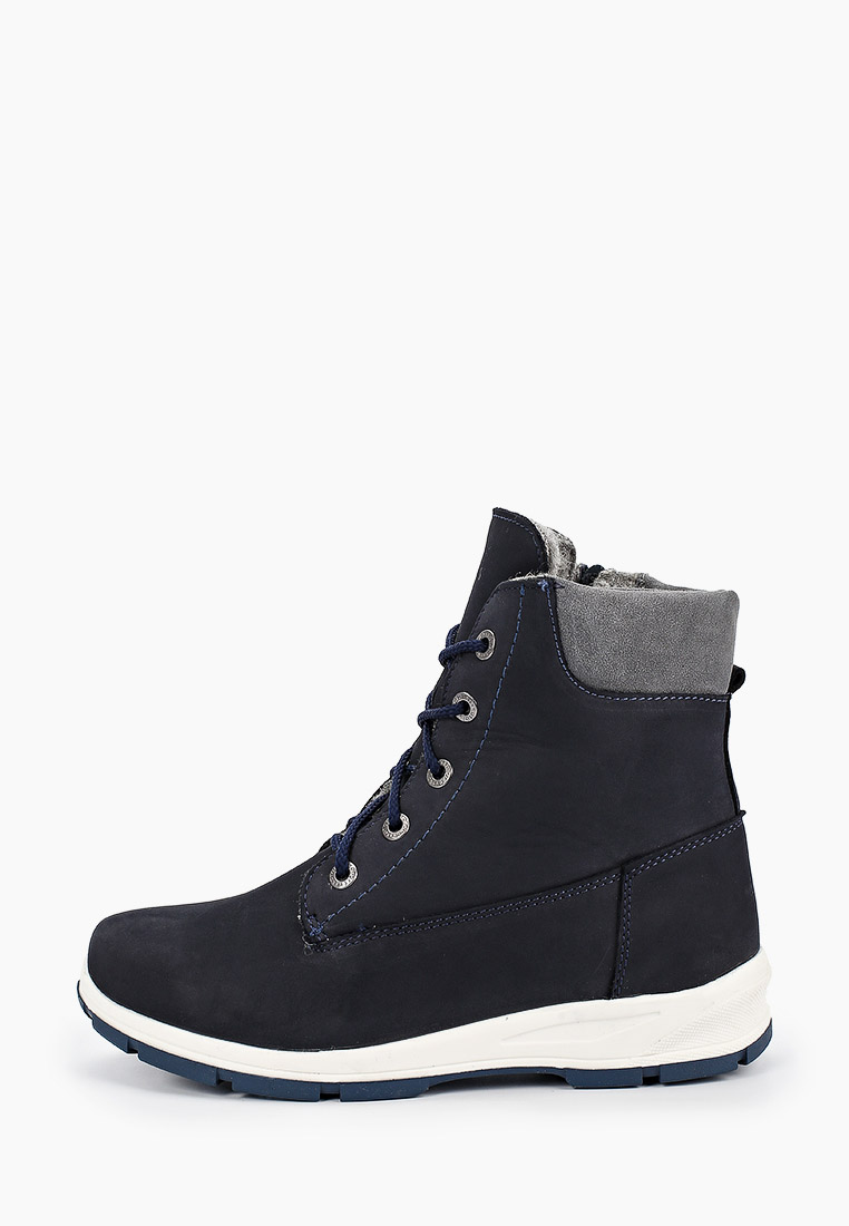 Ботинки для мальчиков Котофей 752122-41