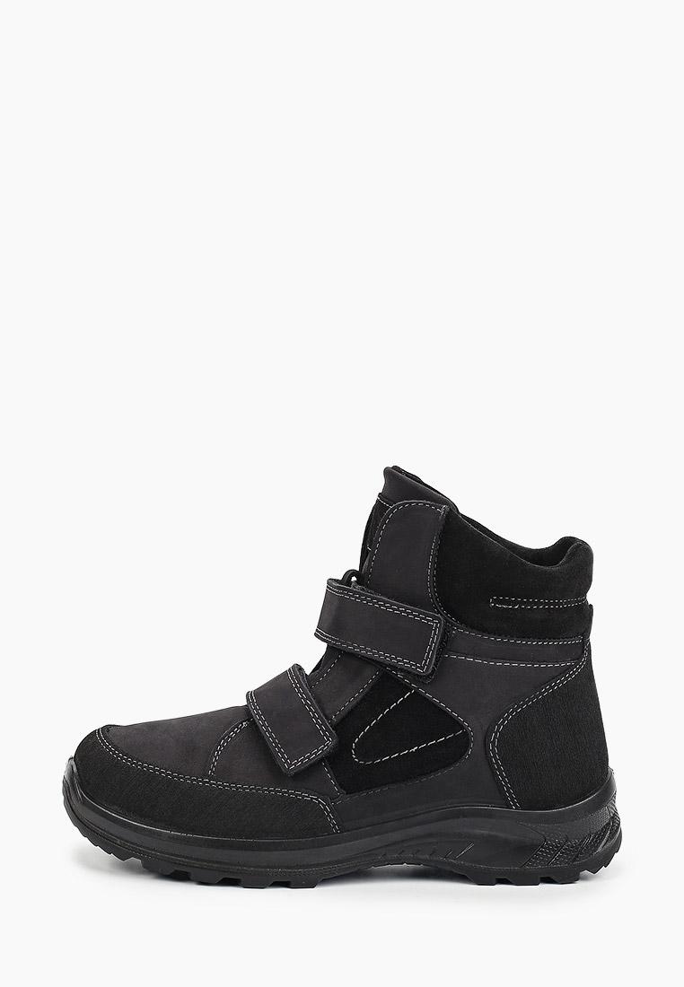 Ботинки для мальчиков Котофей 752156-51