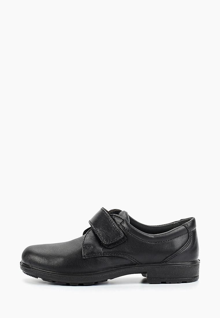 Туфли для мальчиков Котофей 432123-21