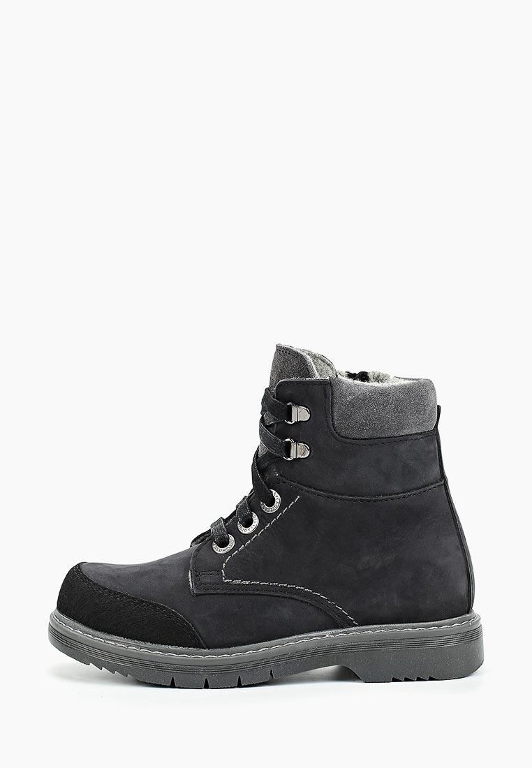 Ботинки для мальчиков Котофей 552116-32