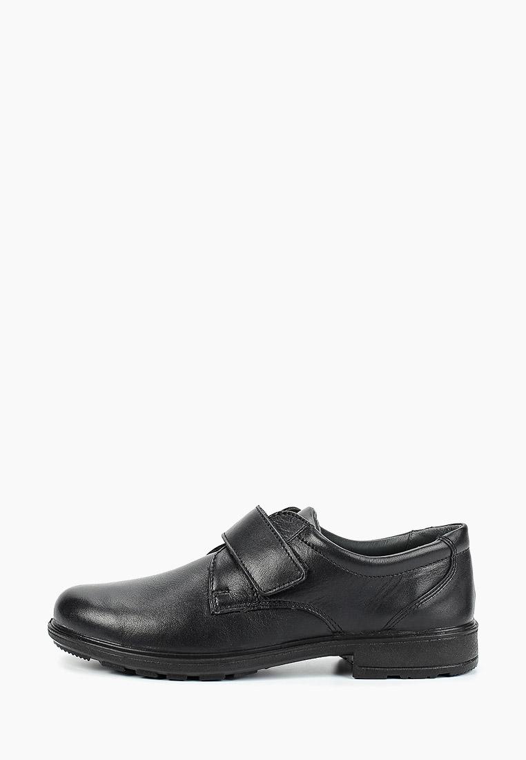 Туфли для мальчиков Котофей 632208-21