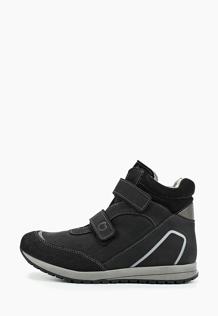 Ботинки для мальчиков Котофей 652112-35