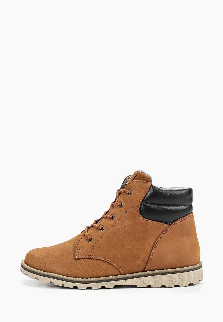 Ботинки для мальчиков Котофей 652149-31