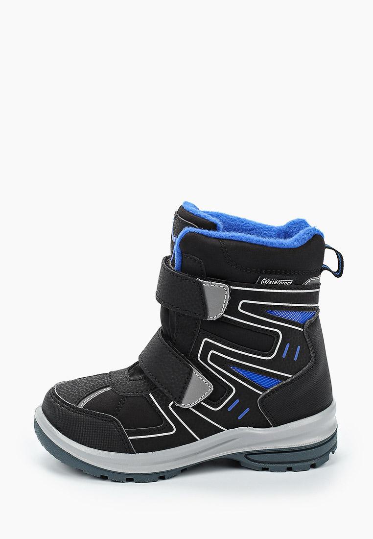 Ботинки для мальчиков Котофей 454807-41