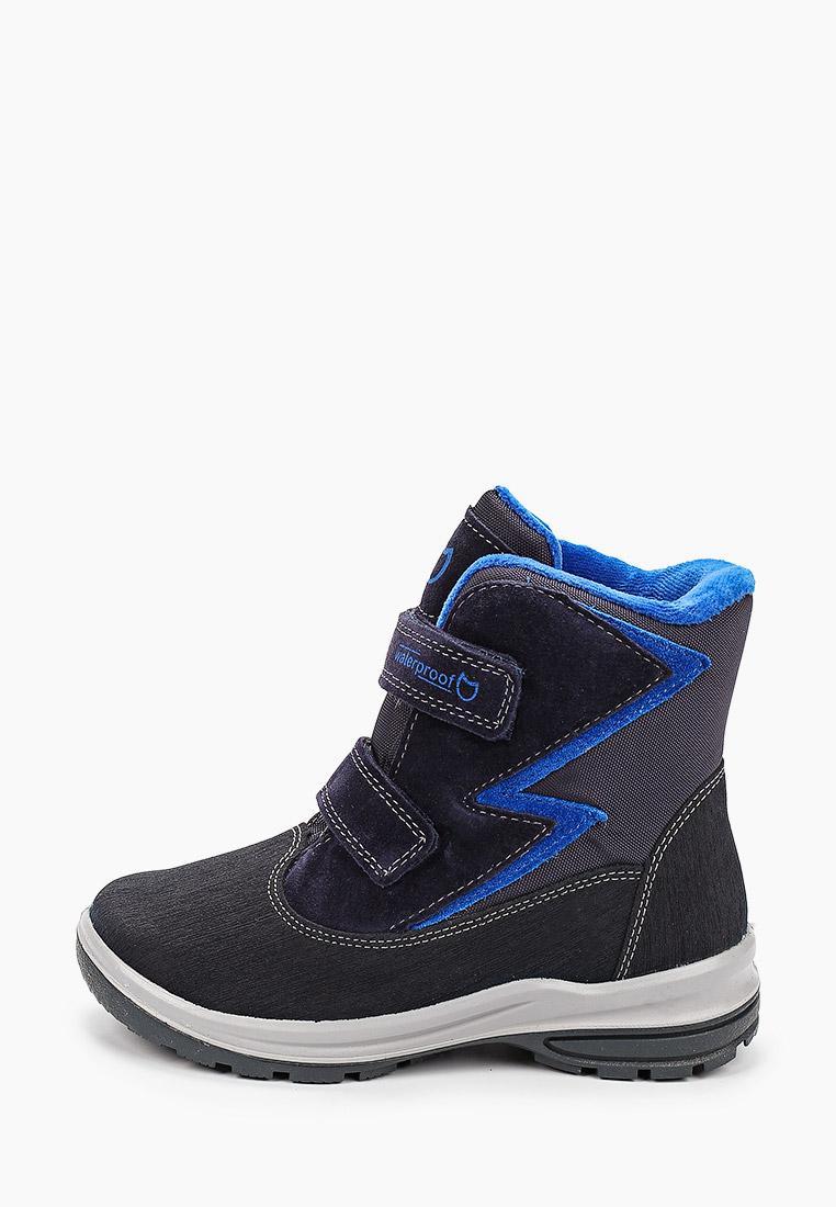 Ботинки для мальчиков Котофей 654815-41