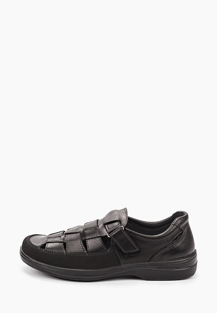 Туфли для мальчиков Котофей 732067-26