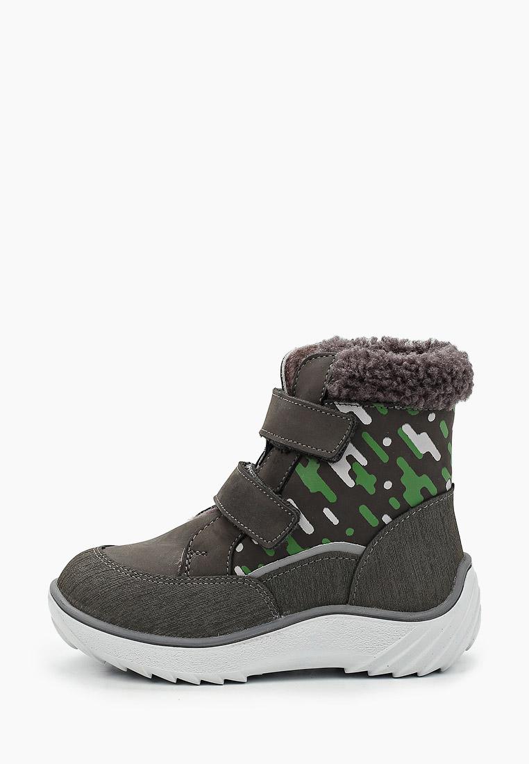 Ботинки для мальчиков Котофей 352255-52