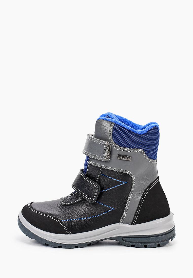 Ботинки для мальчиков Котофей 652155-41