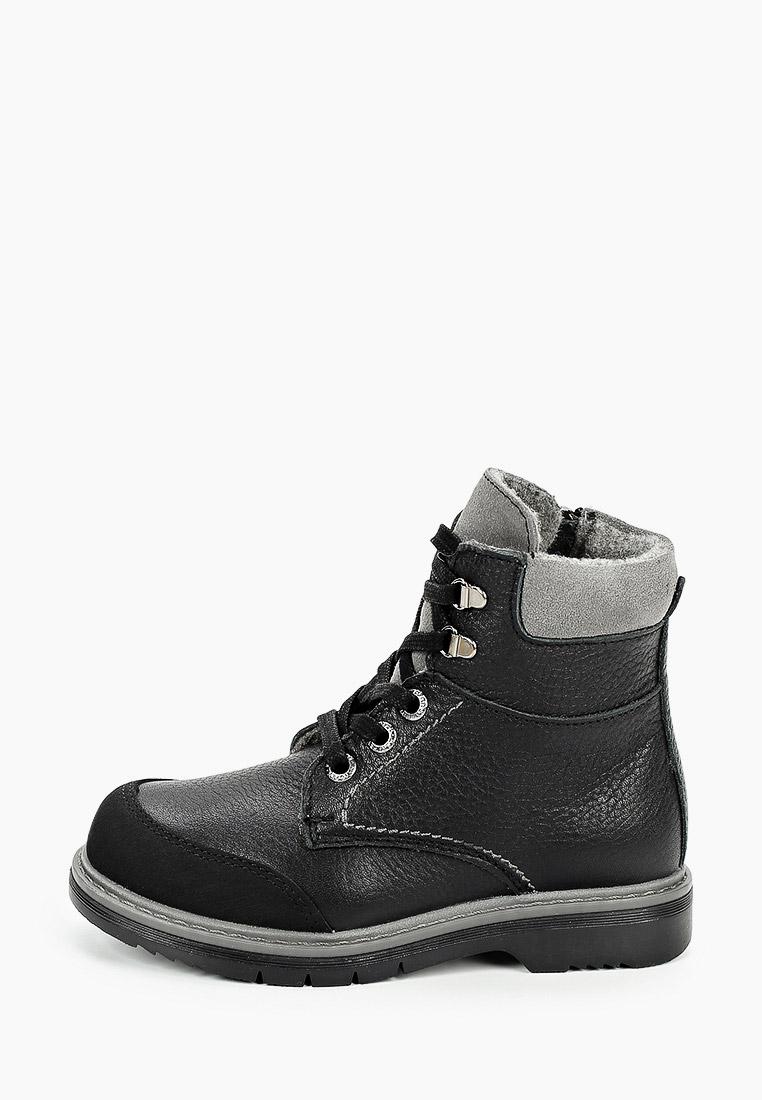 Ботинки для мальчиков Котофей 552116-33