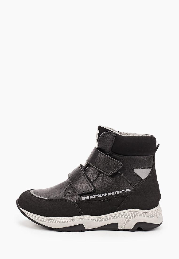 Ботинки для мальчиков Котофей 552230-31