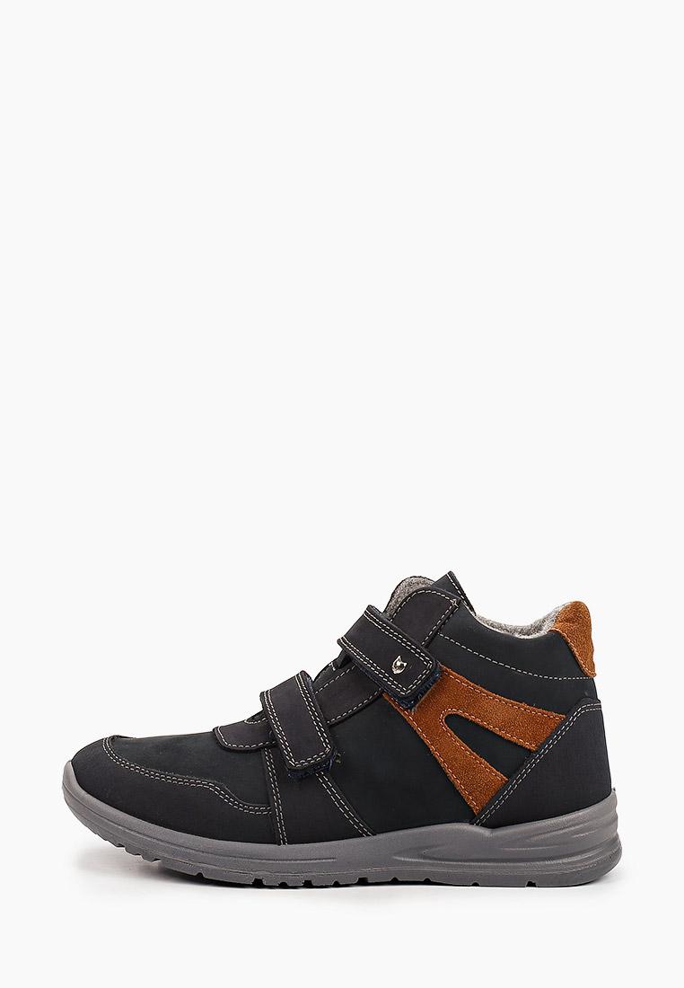 Ботинки для мальчиков Котофей 652170-31