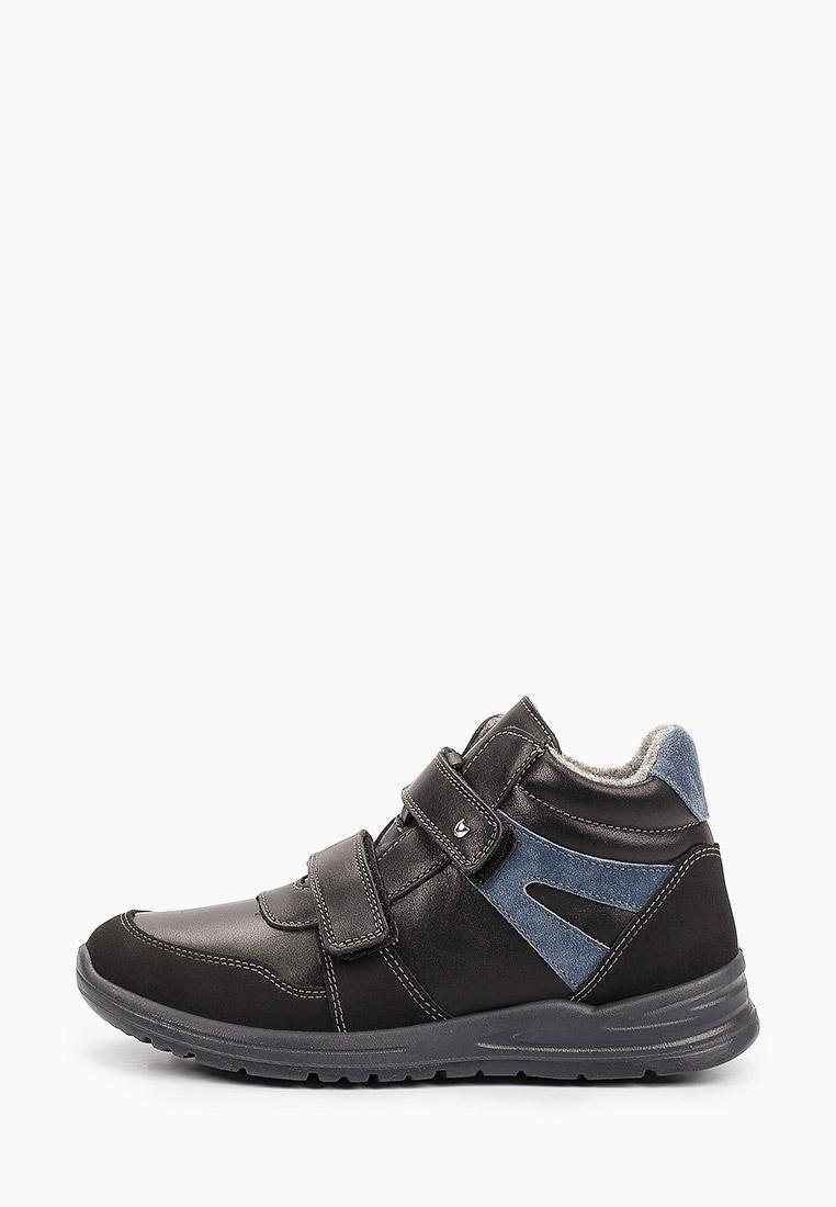 Ботинки для мальчиков Котофей 652170-32