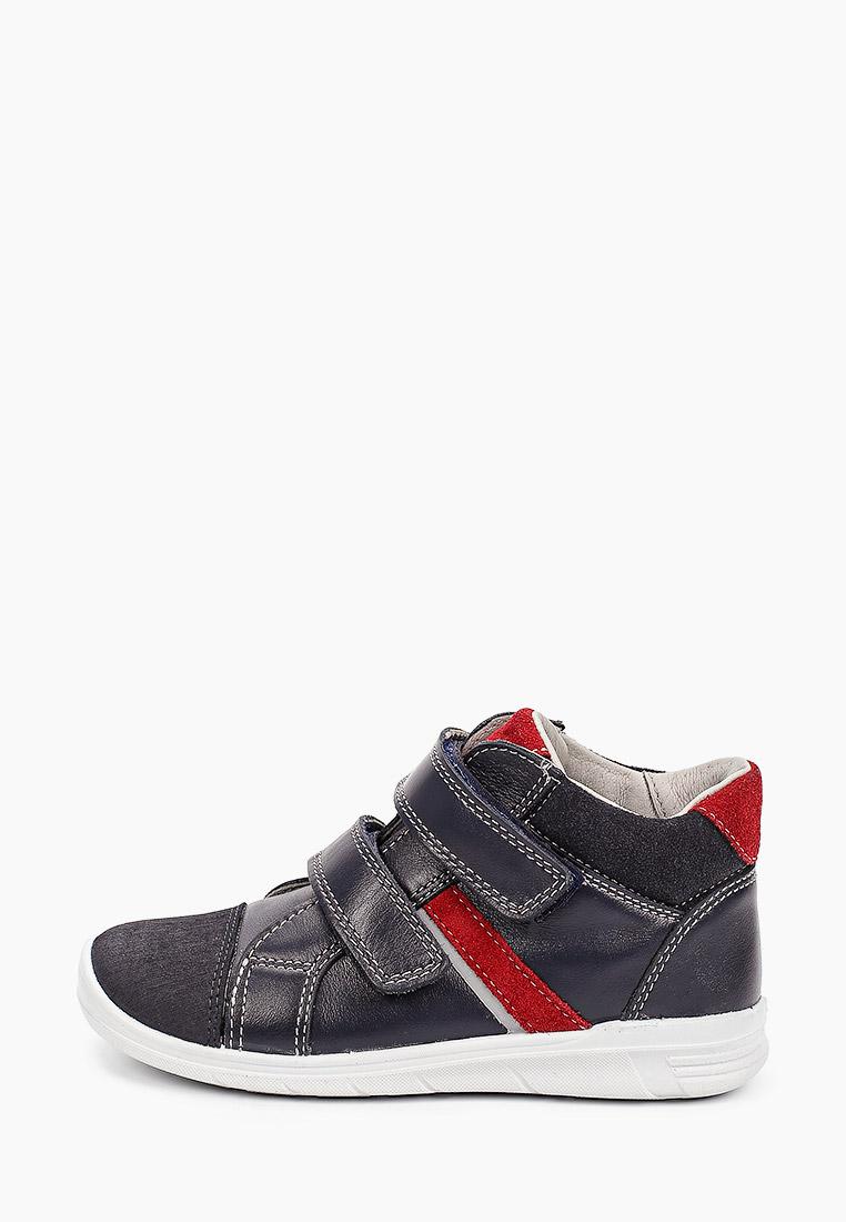 Ботинки для мальчиков Котофей 552139-21