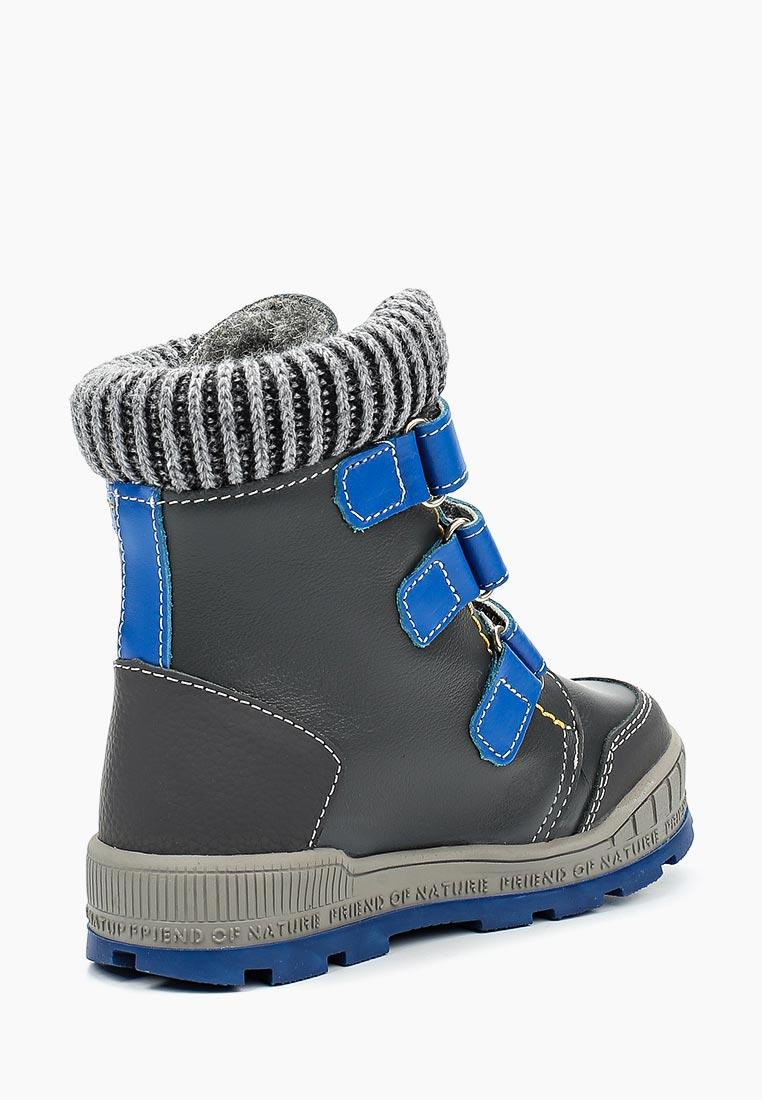 Ботинки для мальчиков Котофей 252097-43: изображение 2