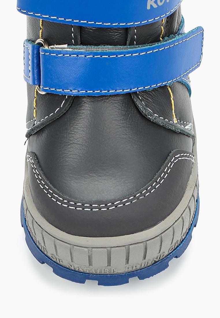 Ботинки для мальчиков Котофей 252097-43: изображение 4