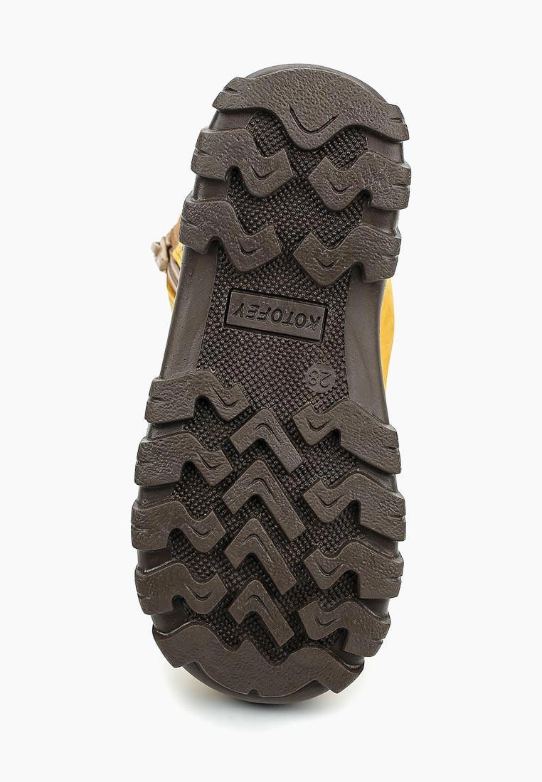 Ботинки для мальчиков Котофей 352071-51: изображение 3