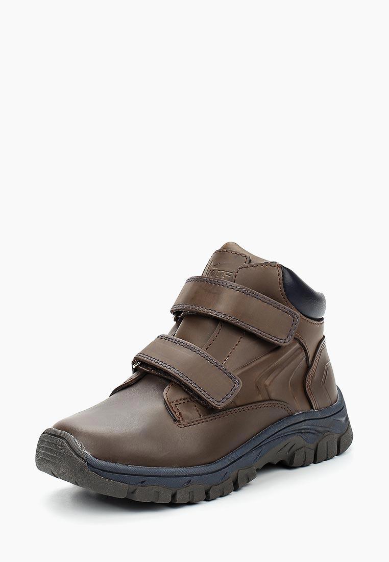 Ботинки для мальчиков Котофей 552069-42