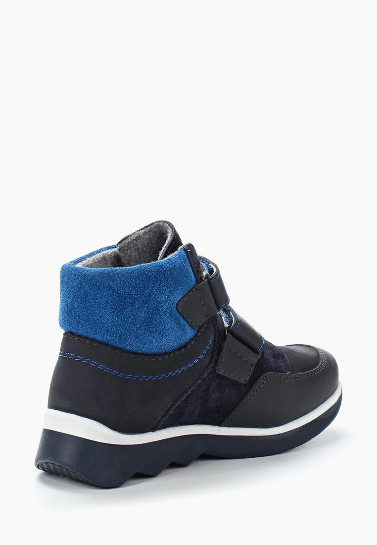 Ботинки для мальчиков Котофей 552096-31: изображение 2