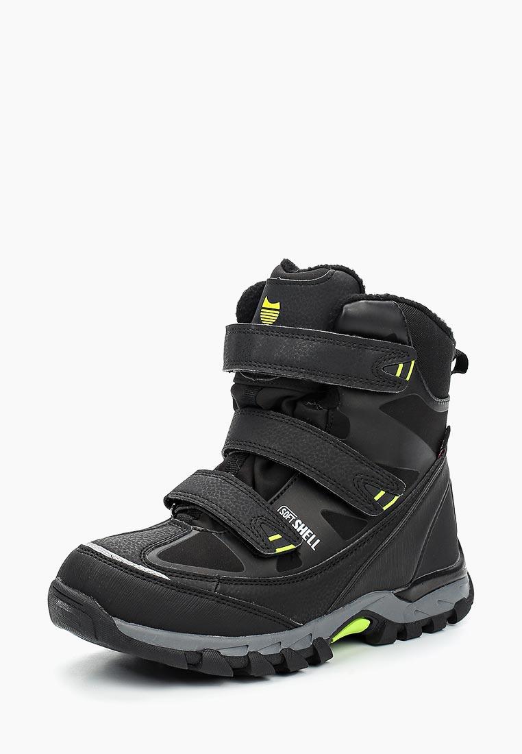 Ботинки для мальчиков Котофей 754931-41: изображение 1