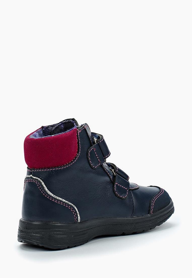 Ботинки для девочек Котофей 352176-31: изображение 2