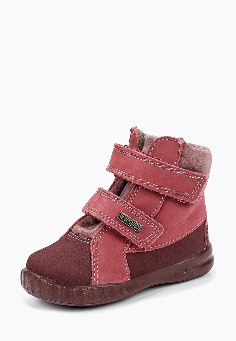 Ботинки для девочек Котофей 152178-32