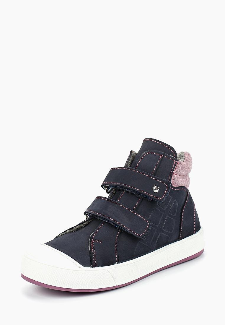 Ботинки для девочек Котофей 352186-31
