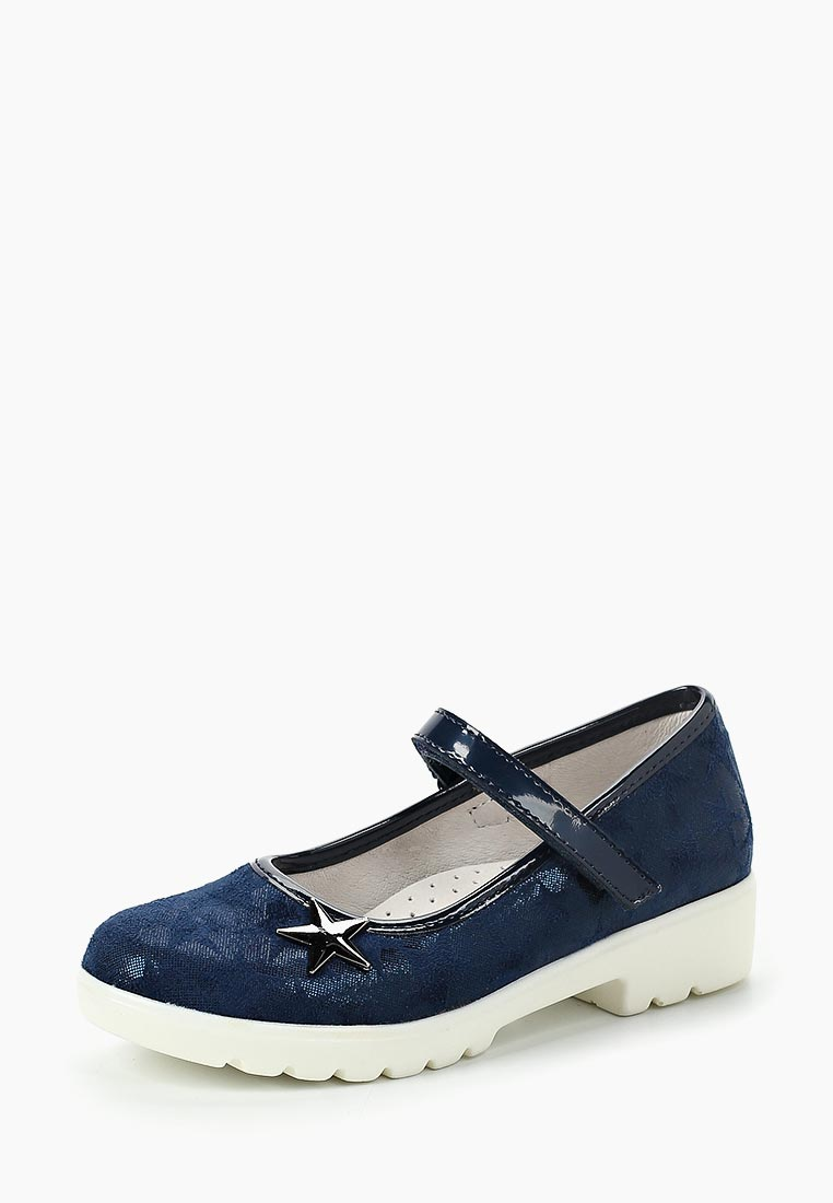 Туфли для девочек Котофей 533022-22