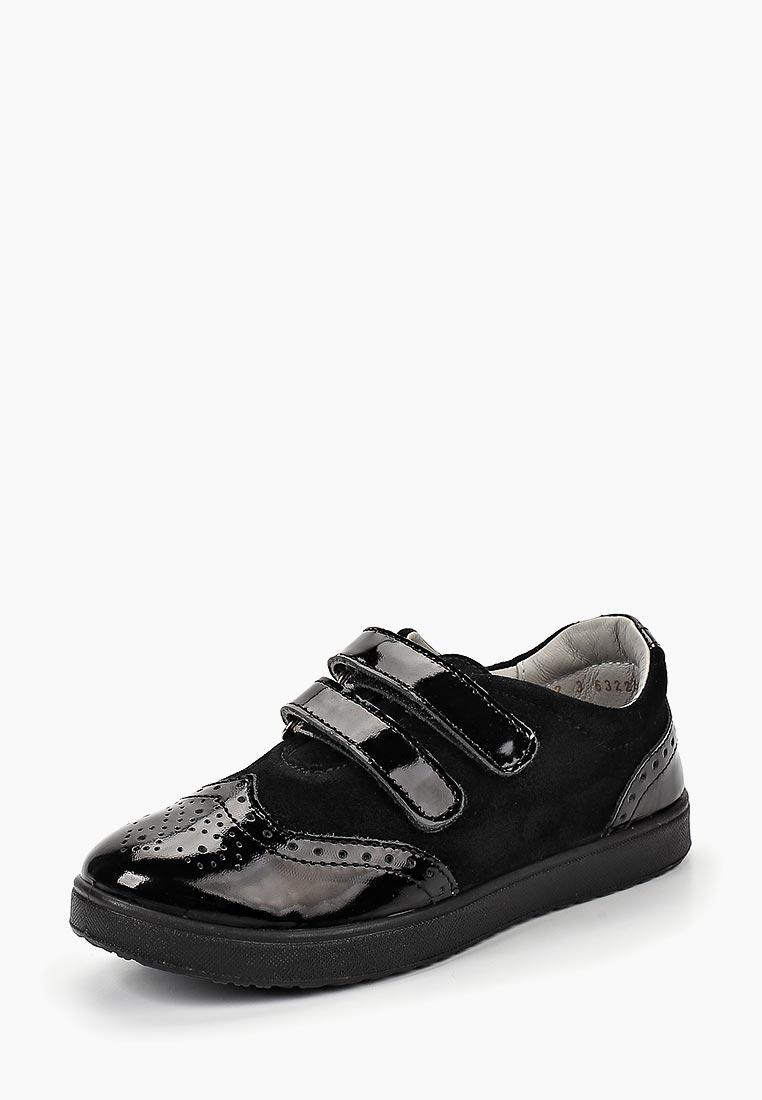 Ботинки для девочек Котофей 632257-22: изображение 1