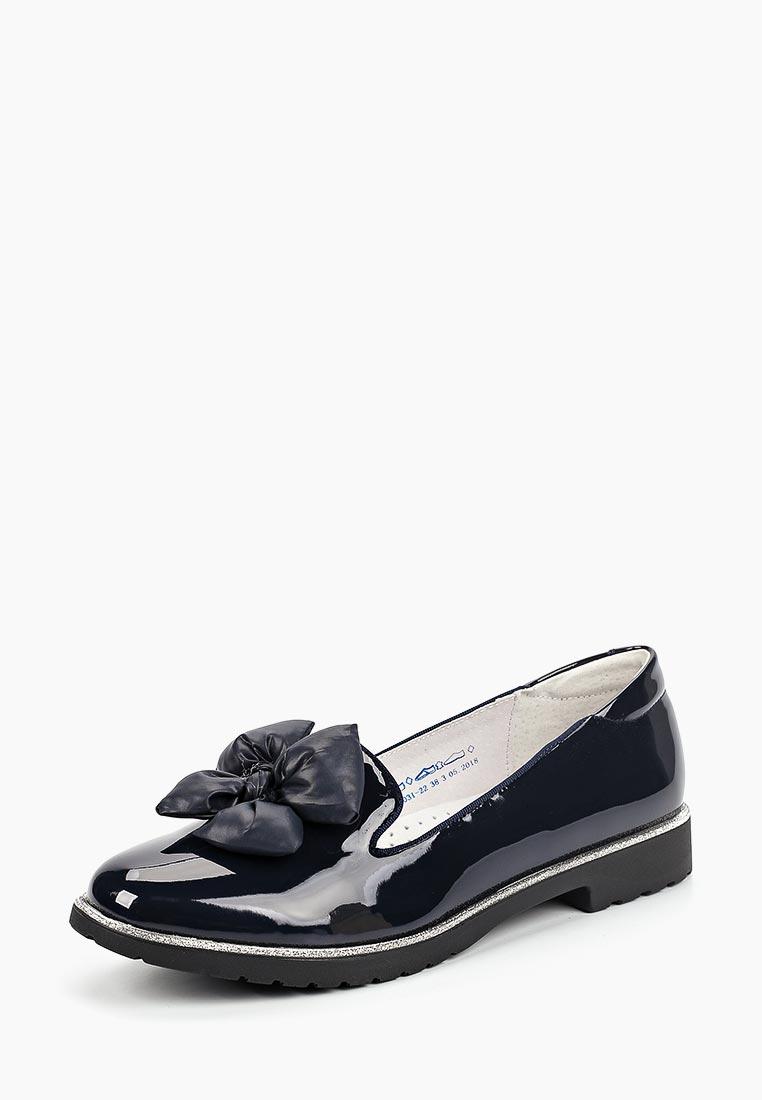 Туфли для девочек Котофей 633031-22
