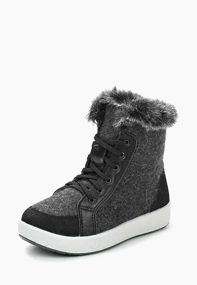 Ботинки для девочек Котофей 657002-41