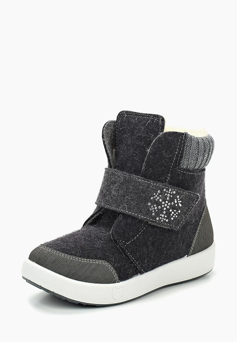 Ботинки для девочек Котофей 757012-41