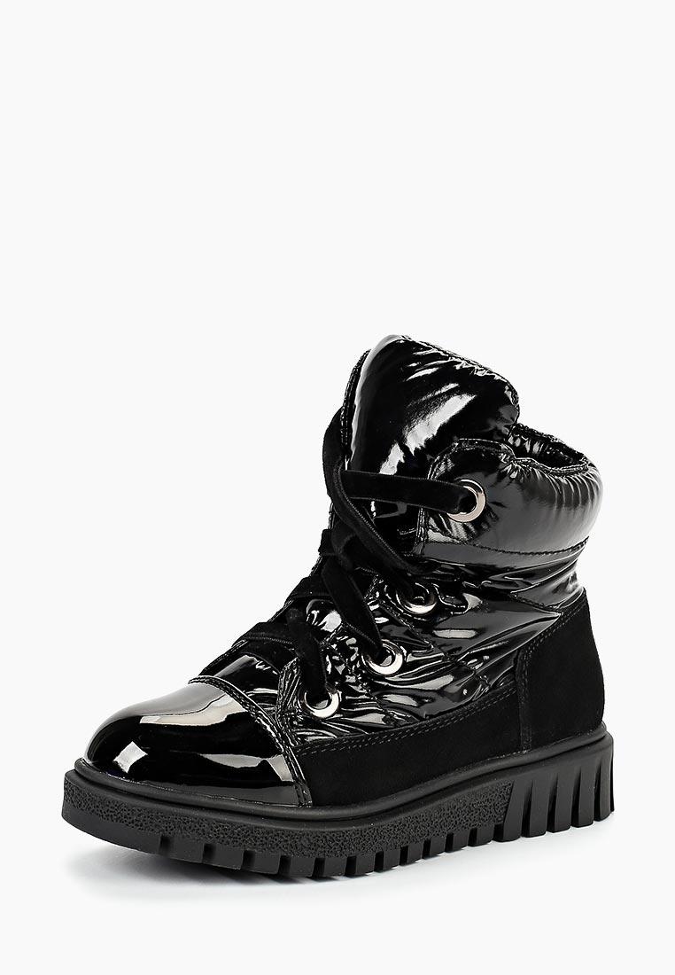 Ботинки для девочек Котофей 554050-41