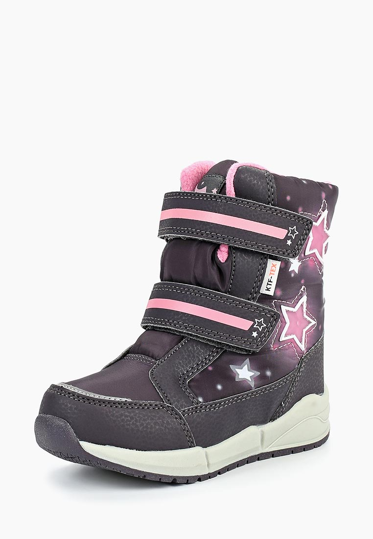 Ботинки для девочек Котофей 454989-42